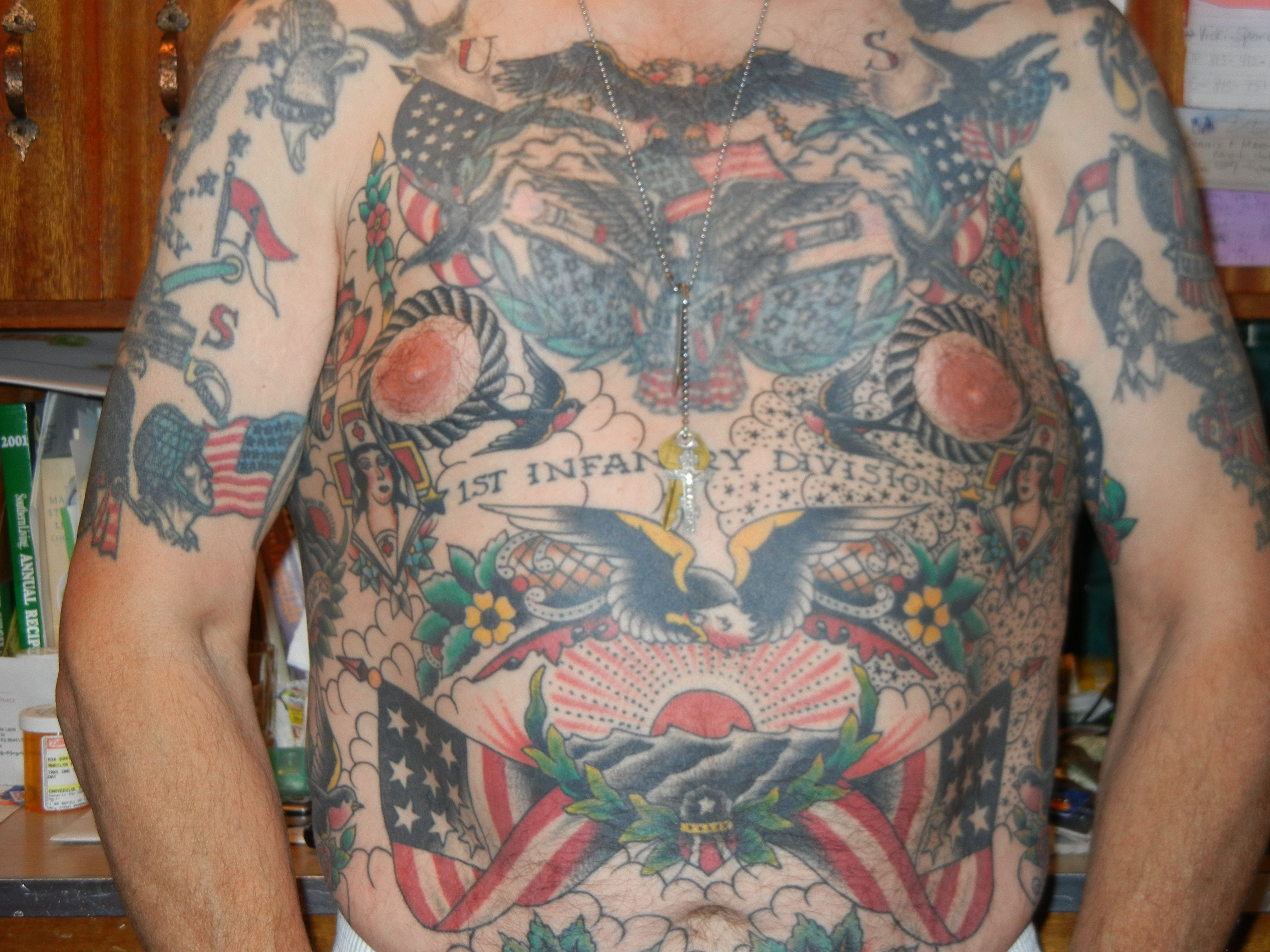 Pin by P Scout on Boy Scout Tattoo Mens tops, Boy scouts