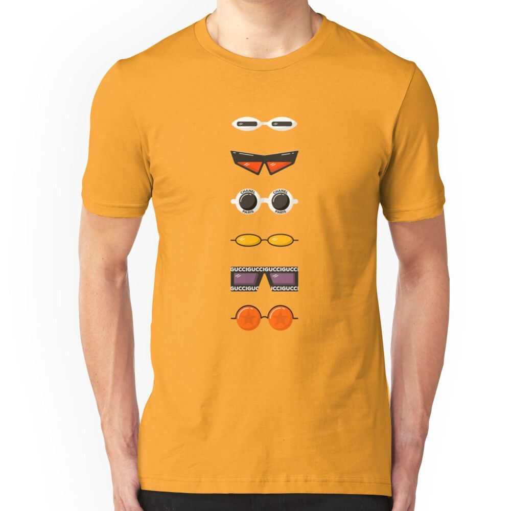 'Bad Bunny Sunglasses' T-Shirt by Dalal Semprun #badbunny