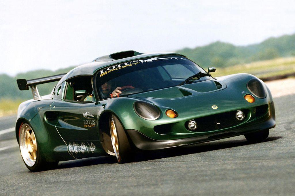 Car Wallpaper For Green Lotus Elise Sport Car Wallpaper