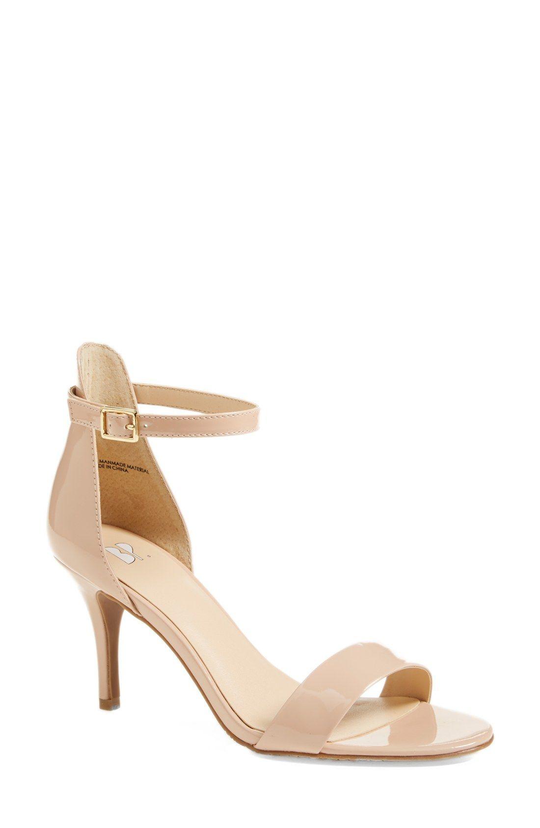 Luminate' Open Toe Dress Sandal | Open toe sandals, Open toe and ...