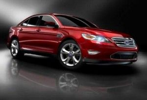 Ford Taurus Sho When The Heck Did This Car Become Cool Love It In Red Or Black Ford Taurus Sho 2012 Ford Taurus New Cars