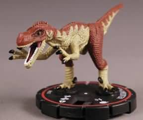 Velociraptor #072 The Lab HorrorClix - HorrorClix: The Lab Singles - Horrorclix - Miniatures