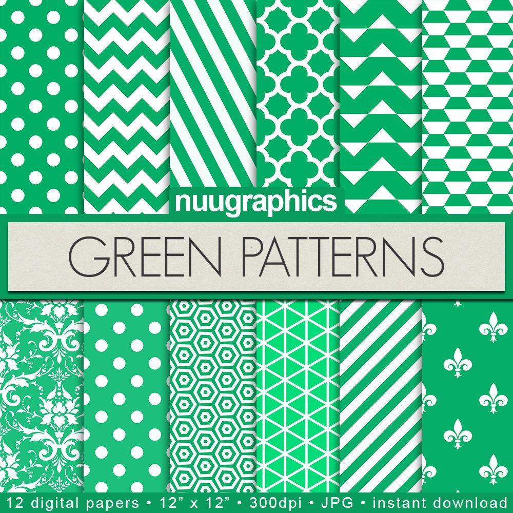 st. patrick's day pattern - Google Search