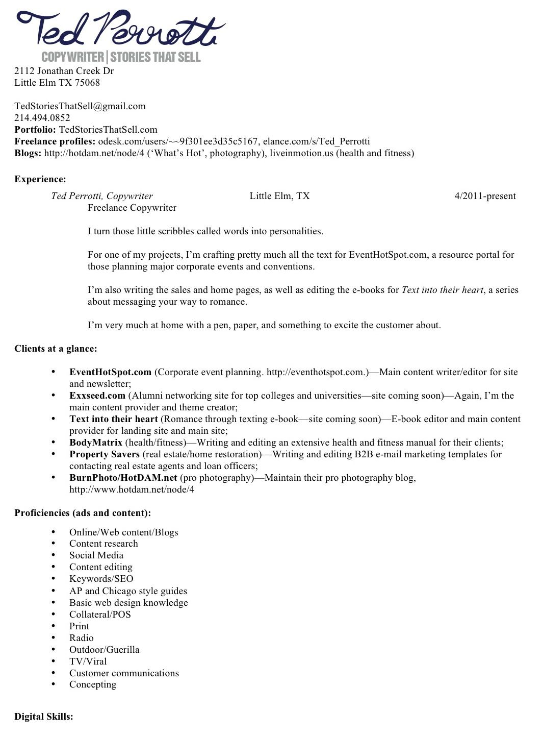Cover Letter For Writer Choice Image - Cover Letter Ideas