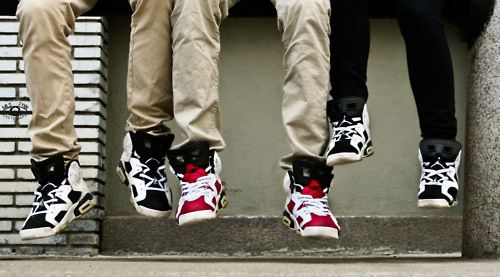 sports shoes 1e68e ca3c3 Carmine 6's & Oreo 6's | J's On My Feet; So Get Like Me ...