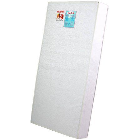 Dream On Me 3 Inch Firm Foam Play Yard Mattress White Products