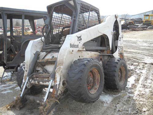 bobcat s250 skid steer parts bobcat ag equipment used. Black Bedroom Furniture Sets. Home Design Ideas