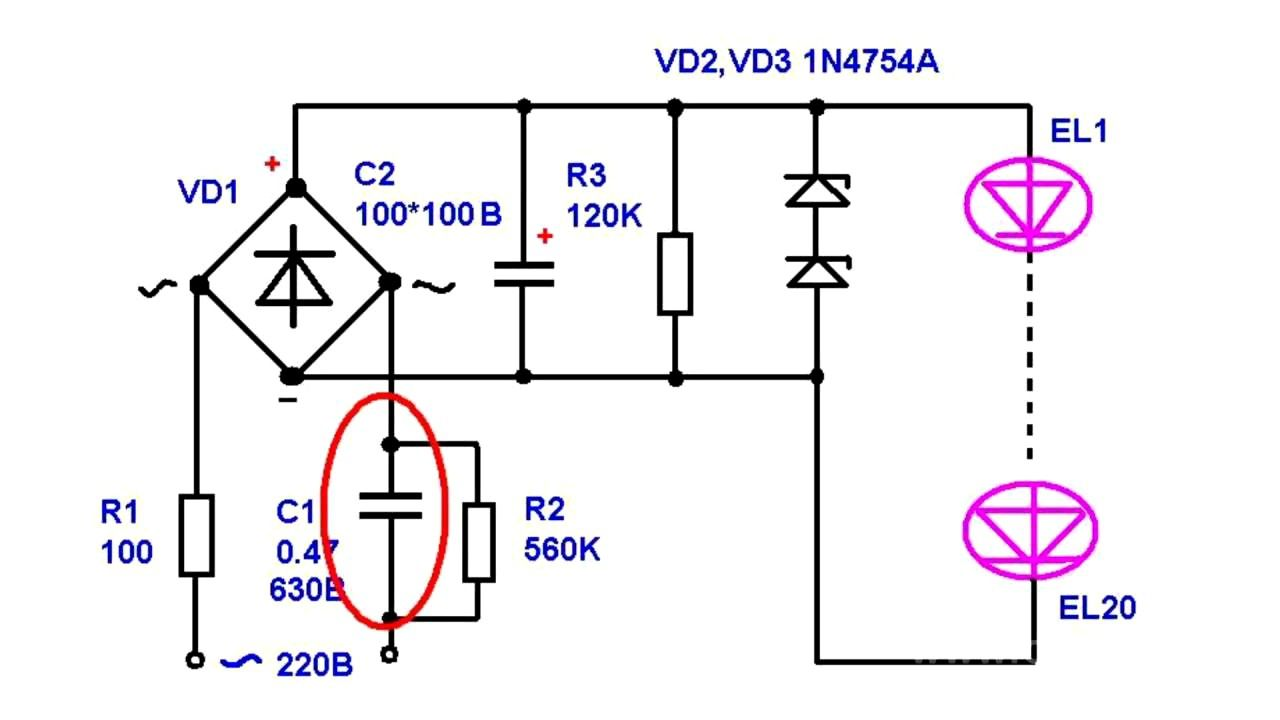 3 Wire Led Wiring Diagrams 3 Wire Control Diagram Wiring