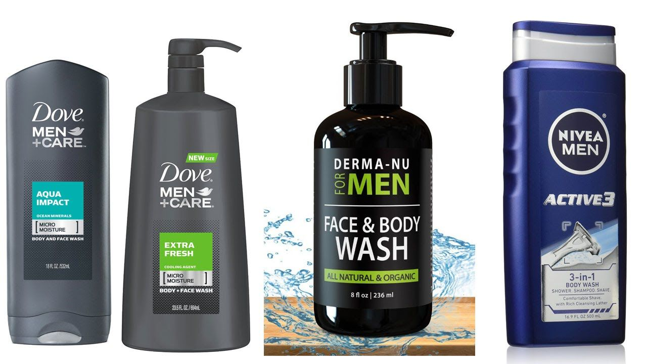 Top 5 Best Mens Body Wash Reviews 2016 Best Body Wash For Men