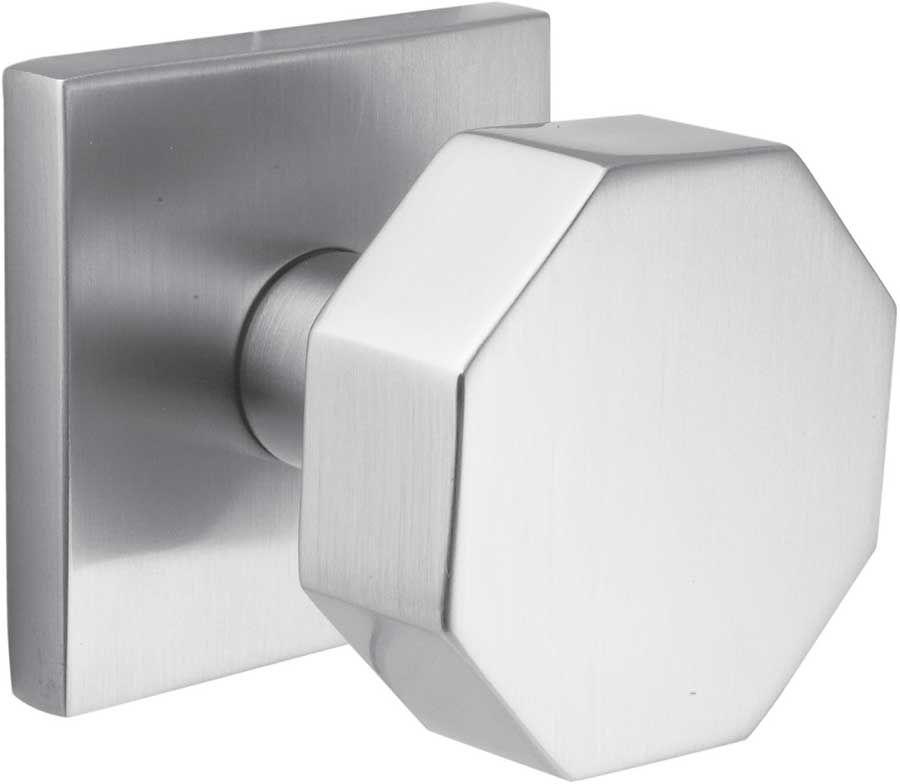 Emtek Modern Brass Octagon Style Door Knob
