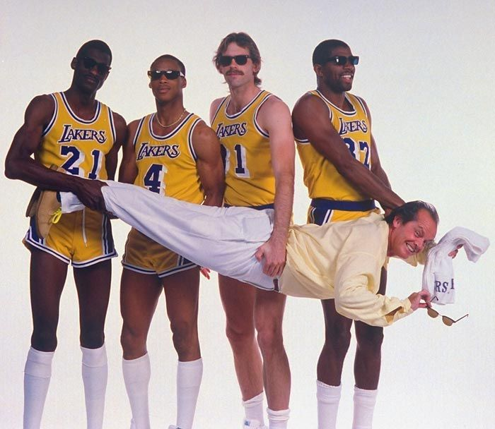 Jack Showtime Lakers 80lakers 5nbachampionships 8nbafinalsapperances Oscarwinner Laicons Showtime Lakers Lakers Girls Magic Johnson