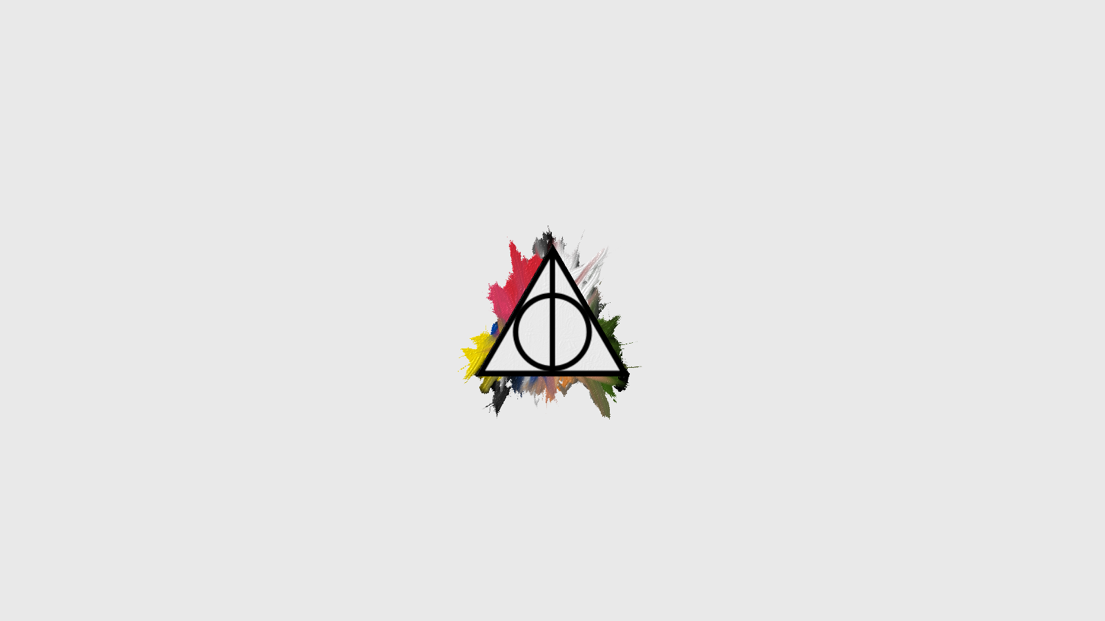 Harry Potter And The Deathly Hallows By CiroGiso On