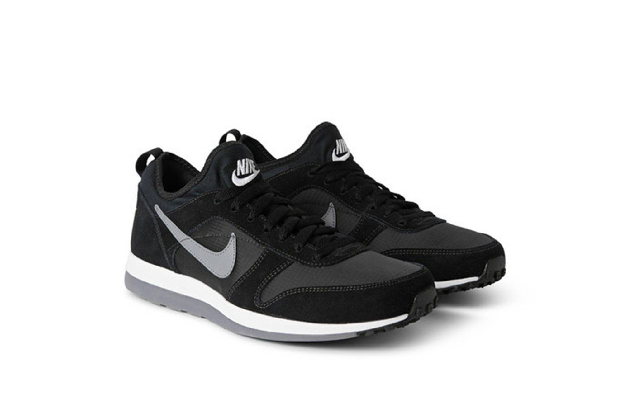 buy online 559a2 ae0c2 18 Fall Wardrobe Essentials to Buy Now   GQ. 18 Fall Wardrobe Essentials to Buy  Now   GQ Suede Sneakers, Sneakers Nike ...