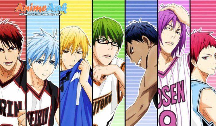 Kuroko S Basketball Season 3 Ep 1 25 720p Avec Images Kuroko