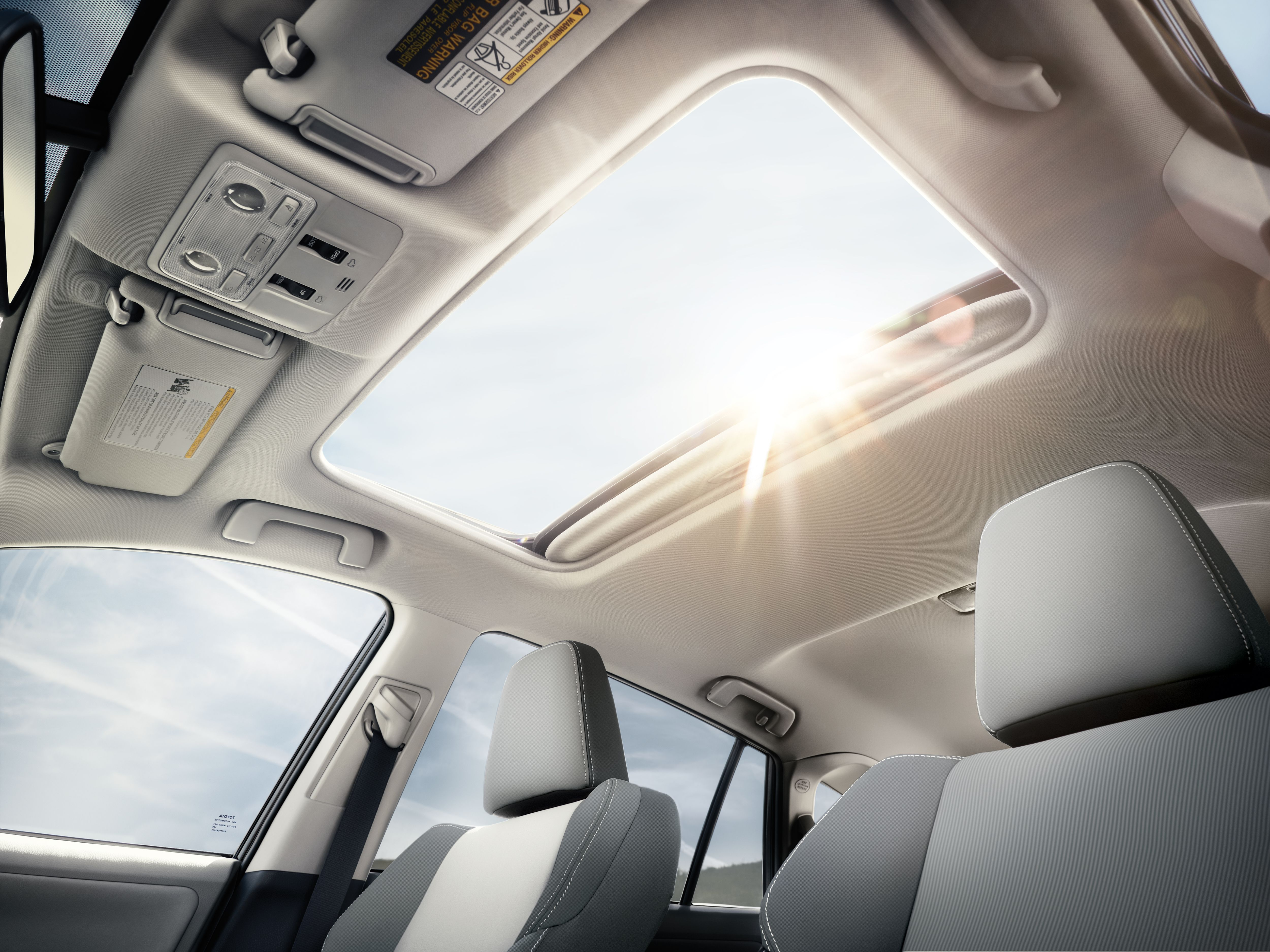 Toyota Rav4 Moonroof