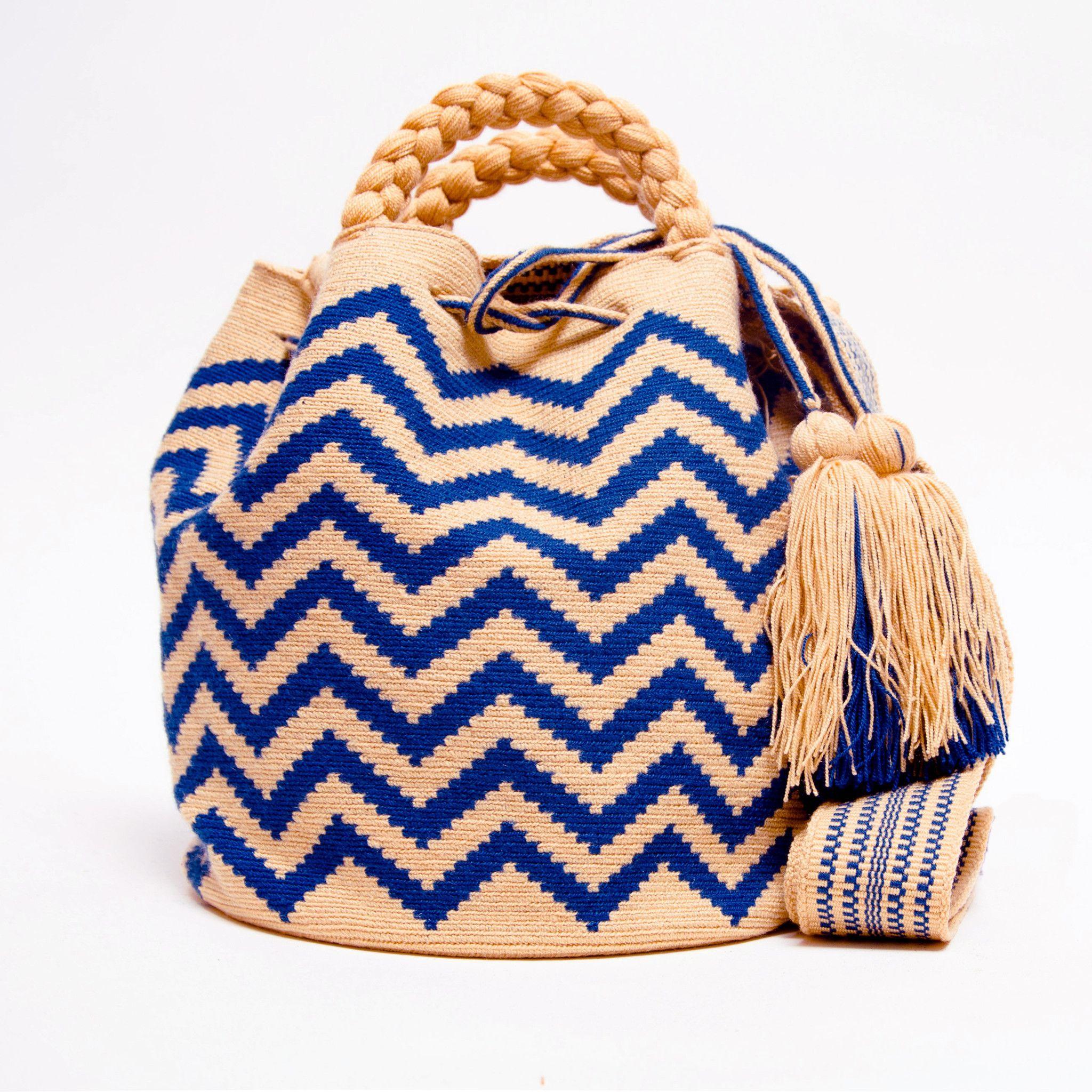 Resultado de imagen para mochila tejido | BOLSOS CROCHET | Pinterest ...