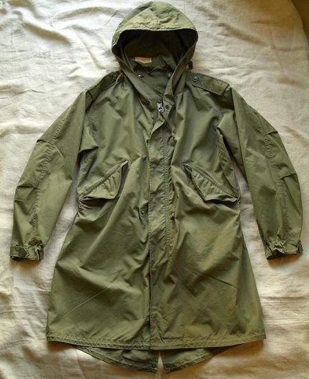 """Parka,Shell,M-1951 """"excellent condition"""" size XS - EXTRA'S ..."""