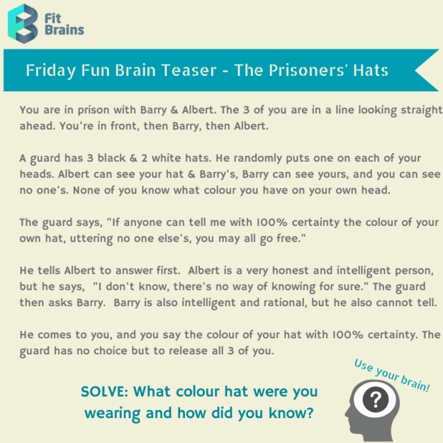 Fit Brains Brain Teasers Riddles Puzzles Games Brain Teasers Brain Teasers Riddles Brain Exercise