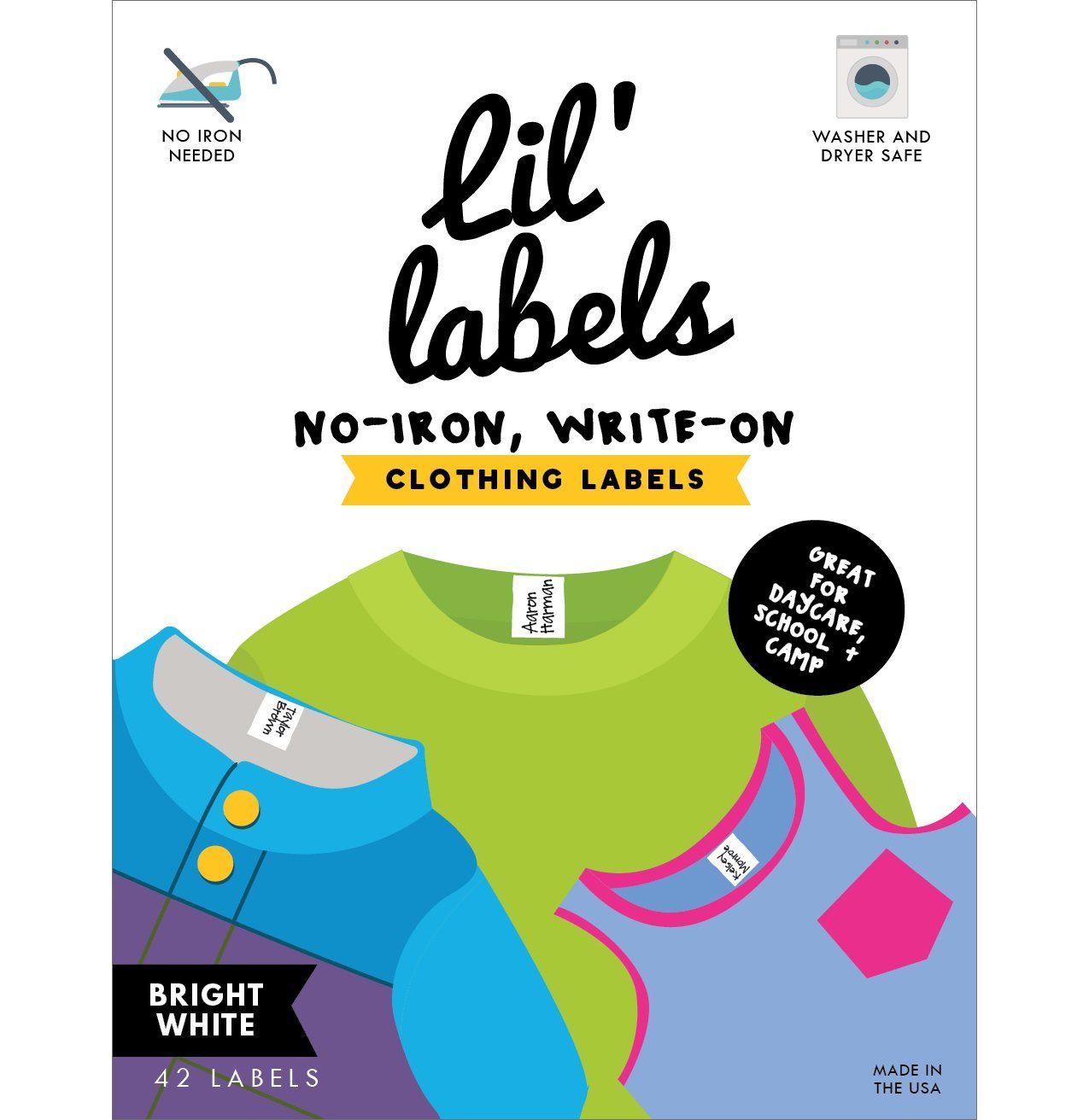 Kids Labels, Smart