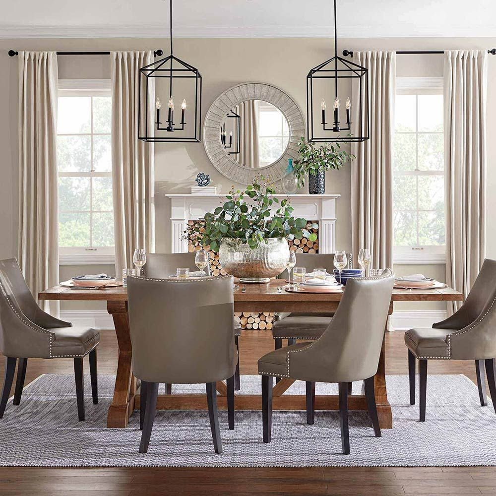 Natural Classic Dining Spaces Classic Dining Room Dining