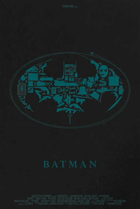 movie poster : Batman