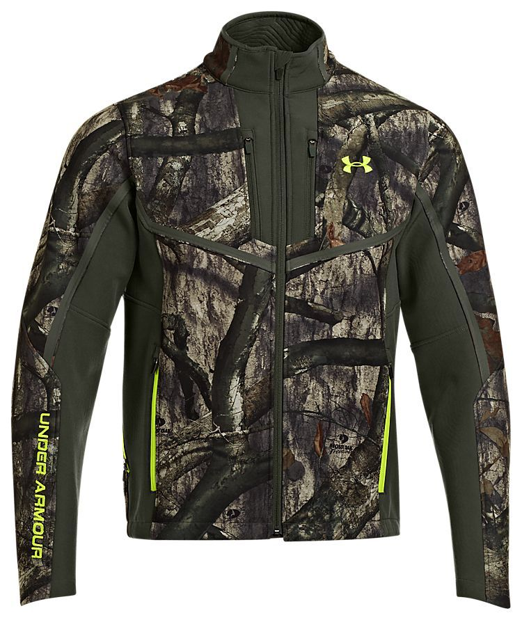 9f0db8bf25ecb Under Armour® ColdGear® Infrared Scent Control Speed Freek Jacket for Men    Bass Pro Shops