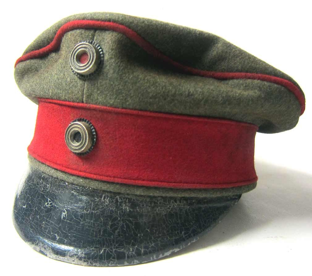 Ww1 Rommels Field Visor Cap Reproduction M1910 Version Visor Cap Representing One Worn By Erwin Rommel During H Trench Warfare Erwin Rommel Workwear Vintage