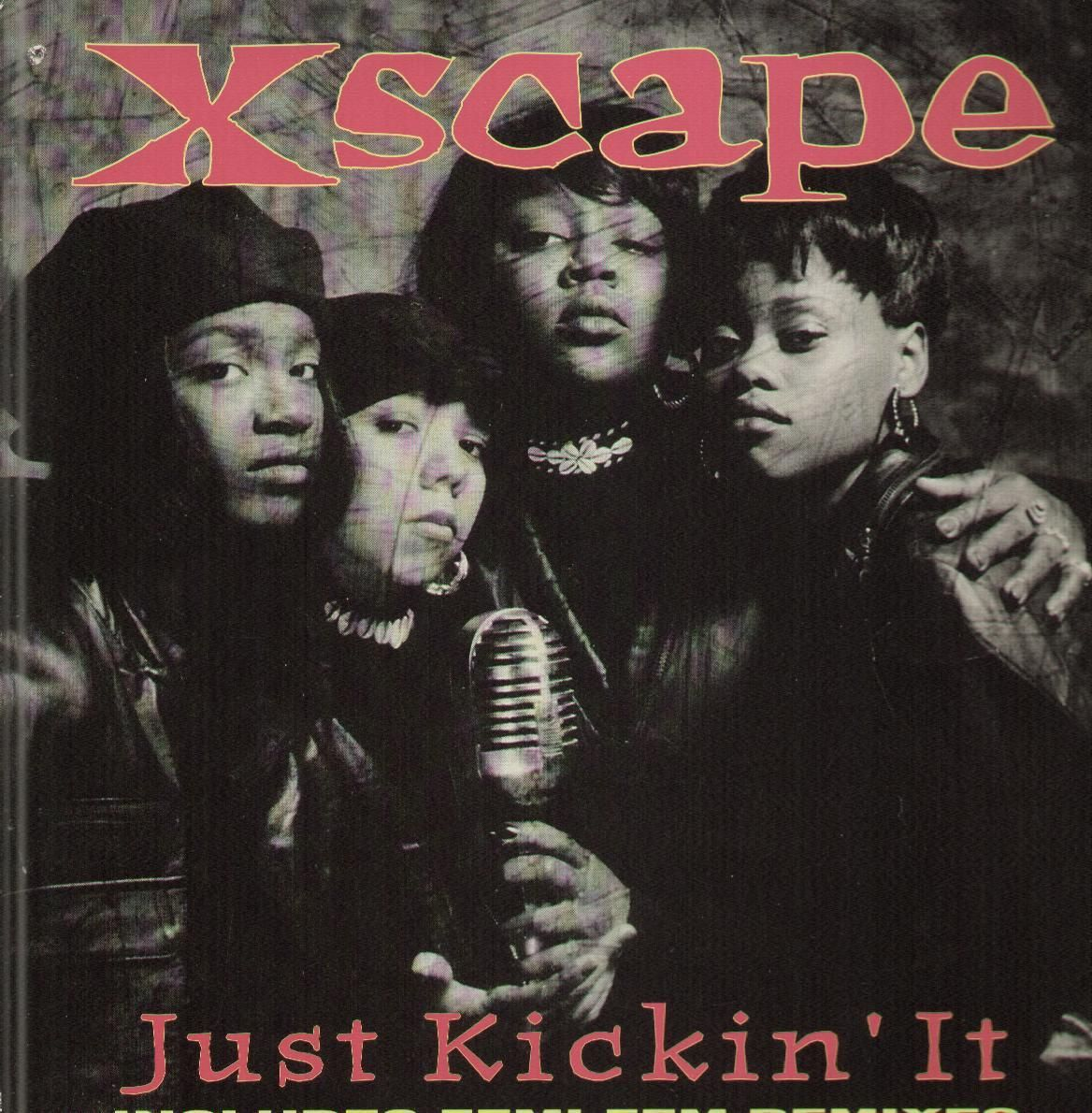 Xscape   X-Scape in 2019   Soul music, Music albums, Old