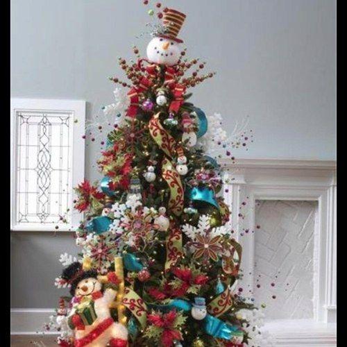Elegant Christmas Tree Topper