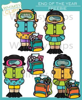 Free End Of The School Year Clip Art Whimsy Clips Clip Art Art