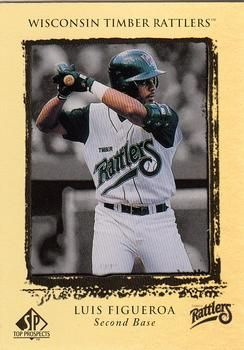 The Trading Card Database 1999 Sp Top Prospects 108 Luis Figueroa Baseball Cards Basketball Schedule Baseball