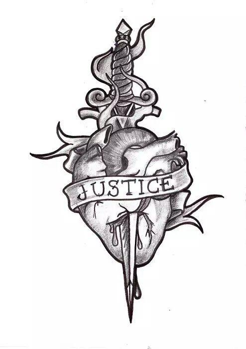 Realistic Knife In The Heart Drawing: Realistic Heart Tattoo, Heart Tattoo