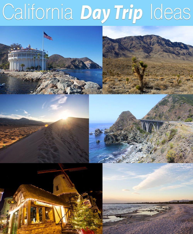 Day Trip Ideas in California via @cathroughmylens