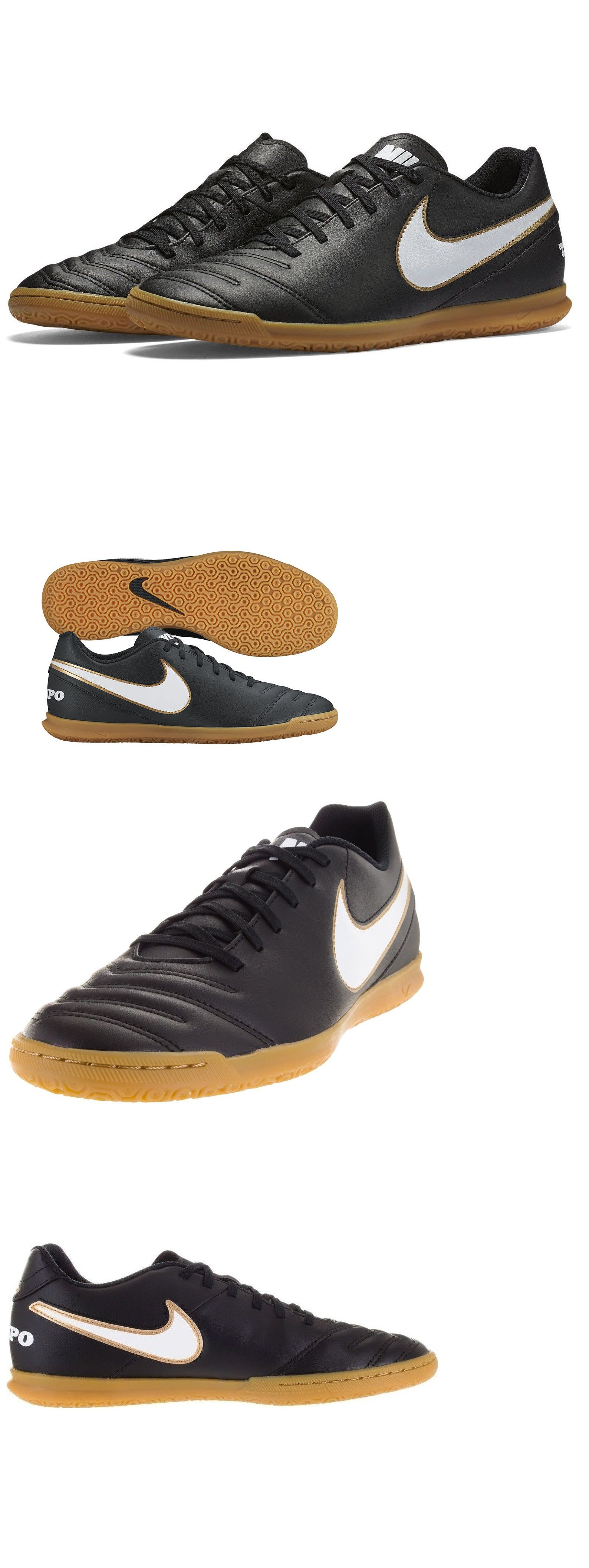 9fc2f823643 Clothing Shoes and Accessories 159178  Nike Tiempo Rio Iii Ic 819234 010  Black White Men S Indoor Soccer Shoes -  BUY IT NOW ONLY   54.95 on  eBay   clothing ...