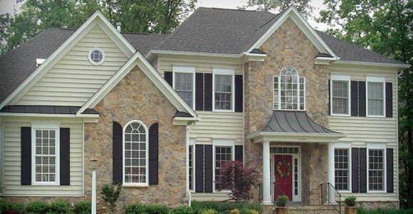 Popular Exterior House Siding Combinations | Vinyl Siding Offers A  Comprehensive Array Color Combinations Including .