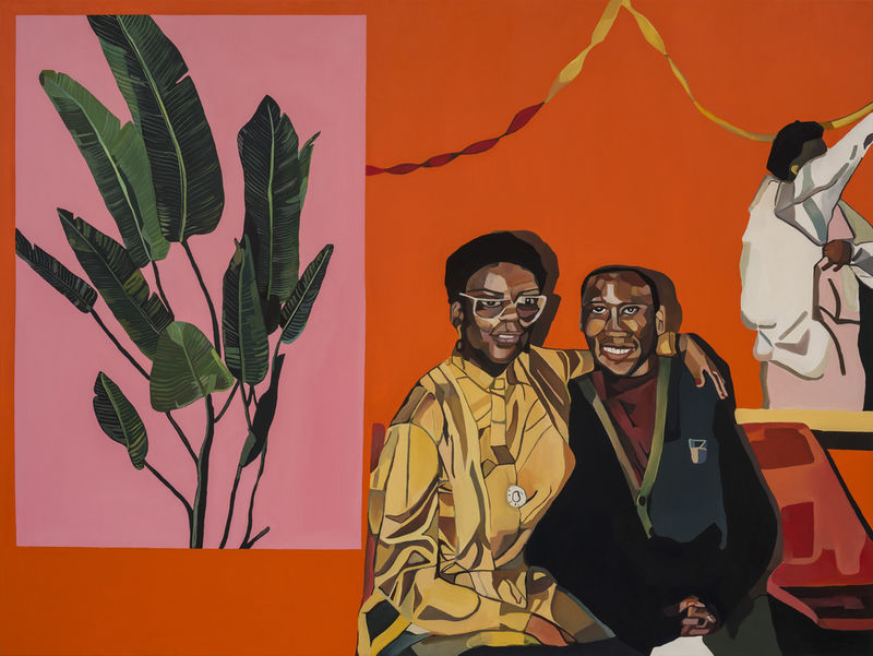 These Emerging Black Artists Are The Future Of Figurative Painting Figure Painting Black Artists Harlem Renaissance Artists
