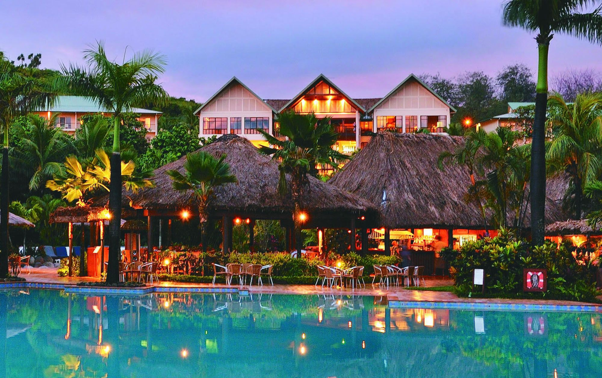 Warwick fiji resort and spa my fiji luxury holidays for Best spa vacation packages