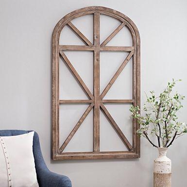 Room · Natural Arch Door Frame Plaque