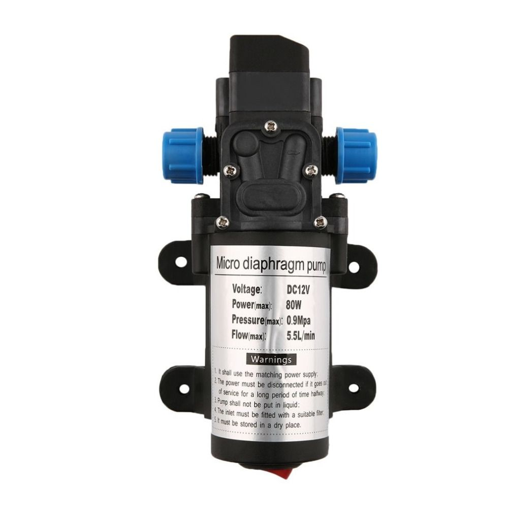 2017 High Pressure Electric Water Pump Garden Pool Pump Upgrade