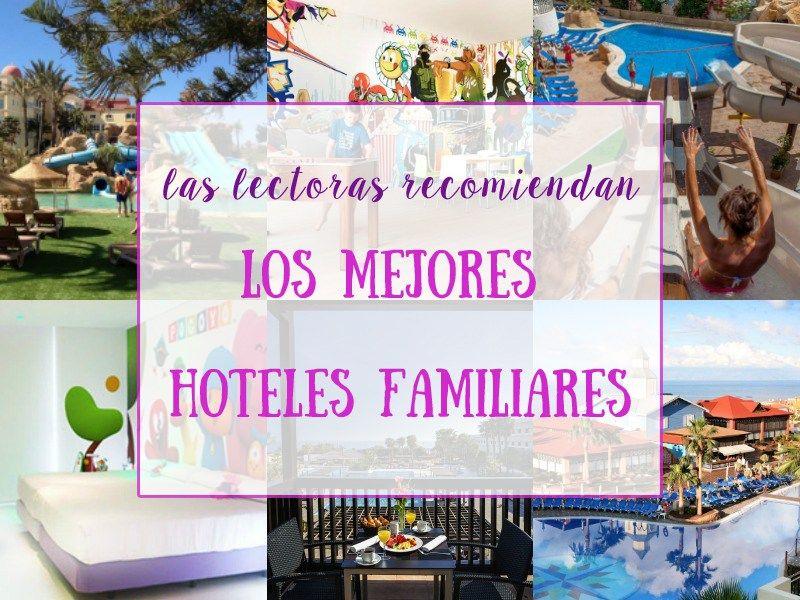 Mejores Hoteles Familiares En España Para Ir Con Niños Book Cover Hotel Books