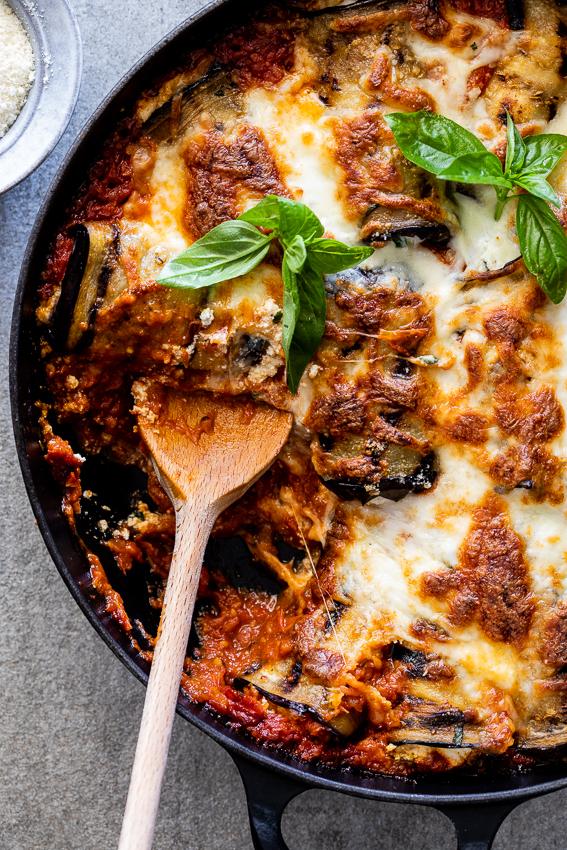 Auberginen involtini – einfach köstlich  – Eggplant Dishes