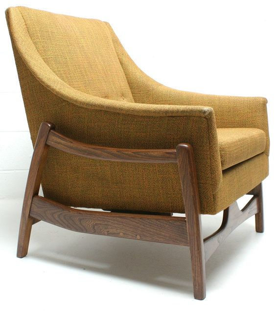 The 50s 60s Vintage Paoli Rocking Chair Mid By Thevintedgeco