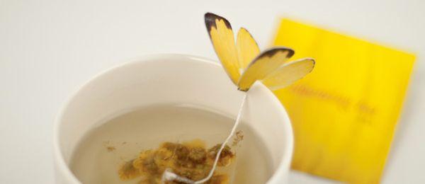 Imaginé par Yena Lee, focus sur cet excellent Tea Bag dont l'extrémité de la cordelette reprend un petit papillon à coincer sur le rebord de votre mug. Les détails en images dans la suite !    Plus …