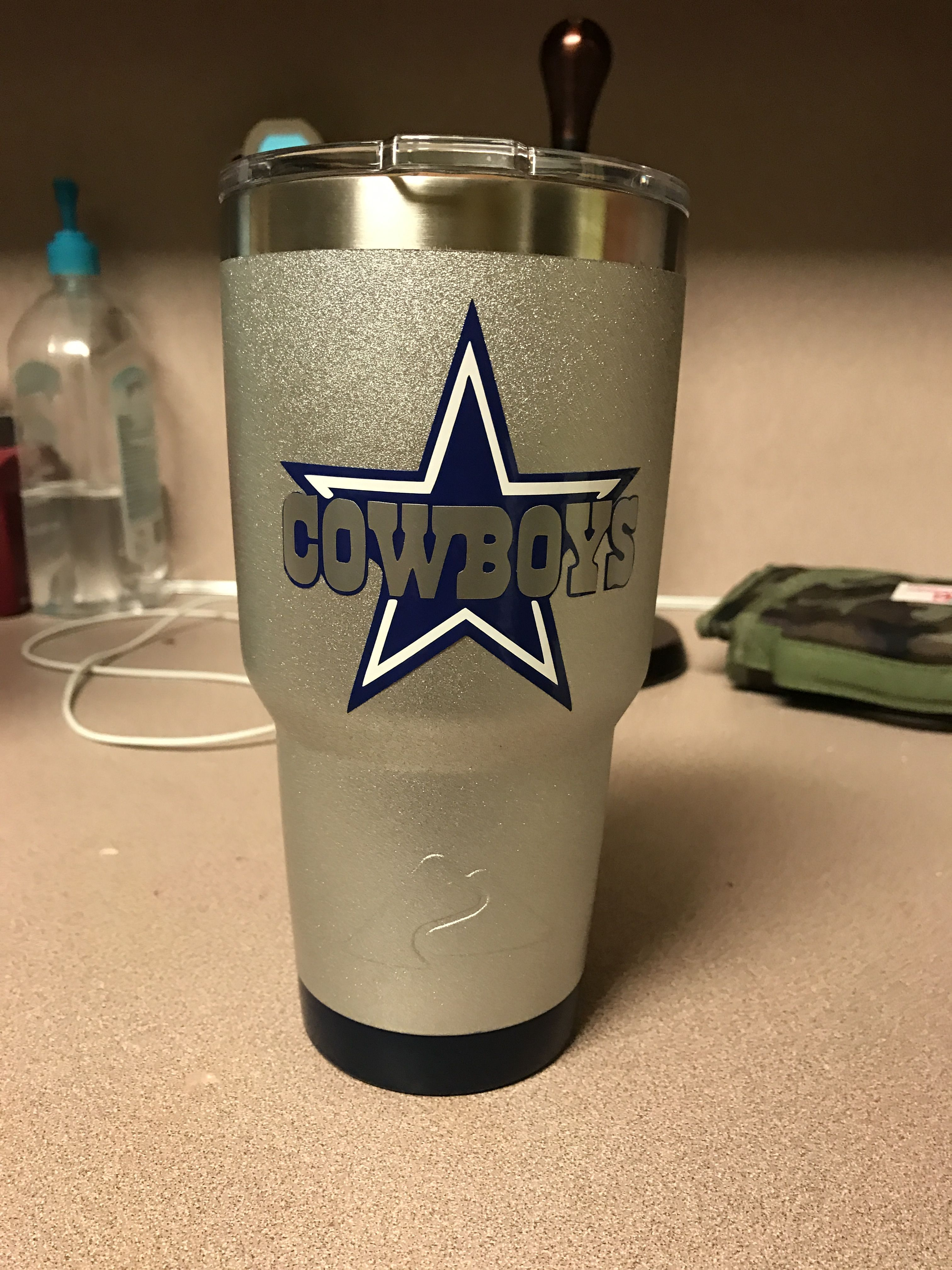 Dallas Cowboys Tumbler Unexplained Images Dallas