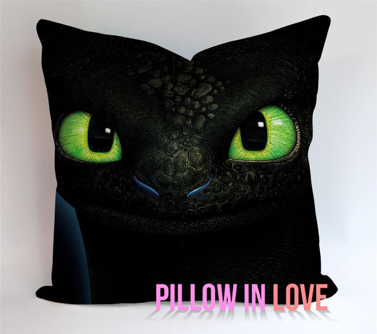 Toothless How To Train Your Dragon - Best Design For Pillow Case & Toothless How To Train Your Dragon - Best Design For Pillow Case ... pillowsntoast.com