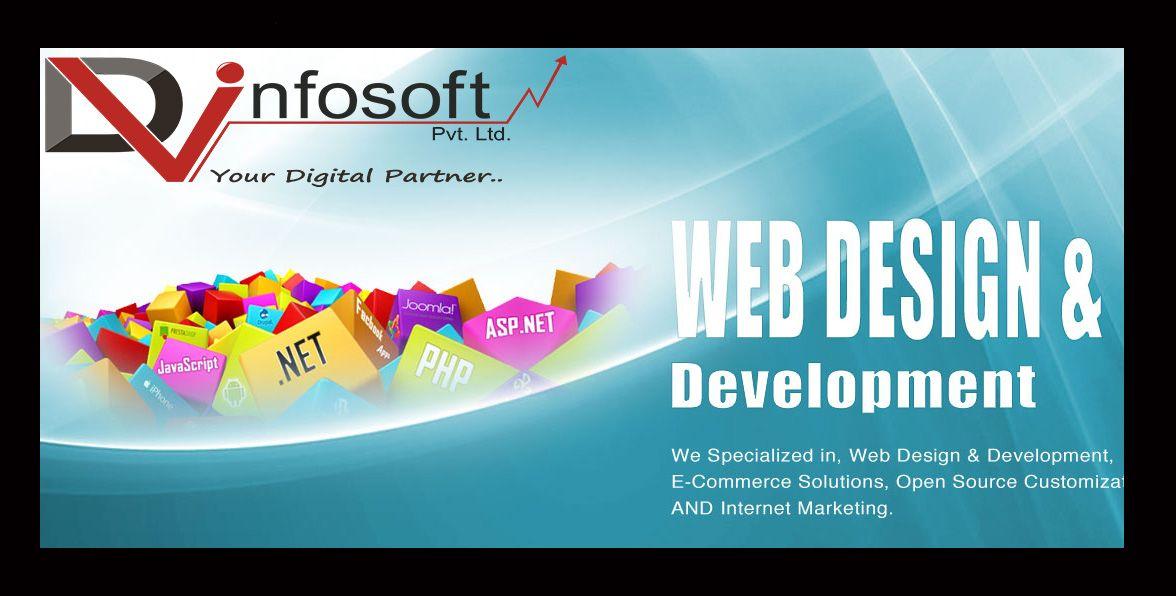Dv Infosoft Pvt Ltd Offer Best Web Development Services And Website Designing Company In Bhopal Website Design Web Development Design Development