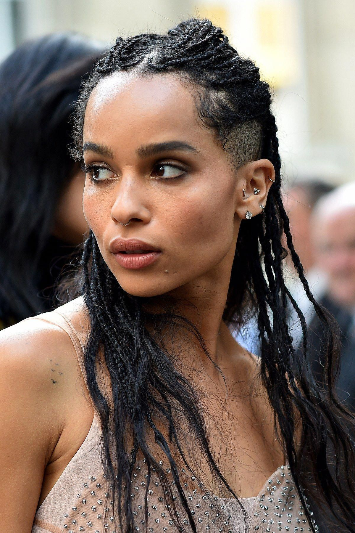 The Best Fall Hairstyle for You, According to Your Horoscope #zoekravitz