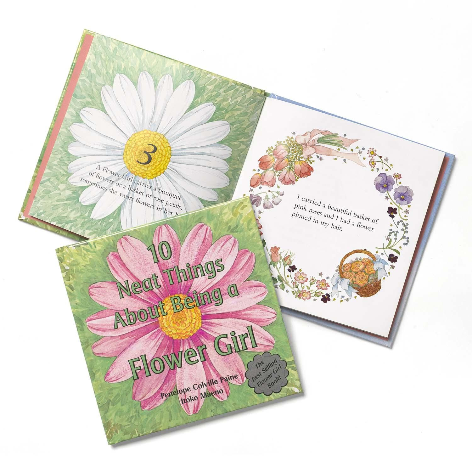 10 Neat Things Flower Girl Book Lists The Top Duties That Make