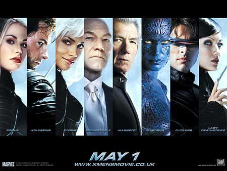 The Movie X Men In 2020 X Men Man Movies Superhero Team
