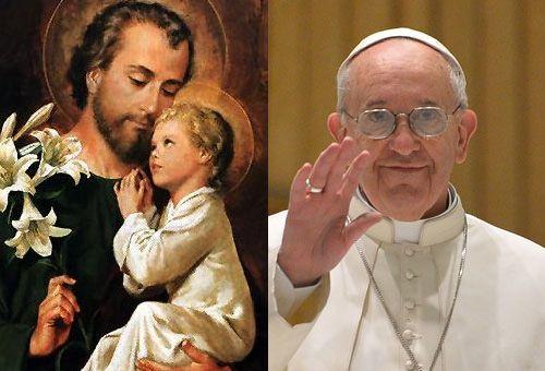 Francisco aprueba cambio en la Misa para alentar devoción a San José :D